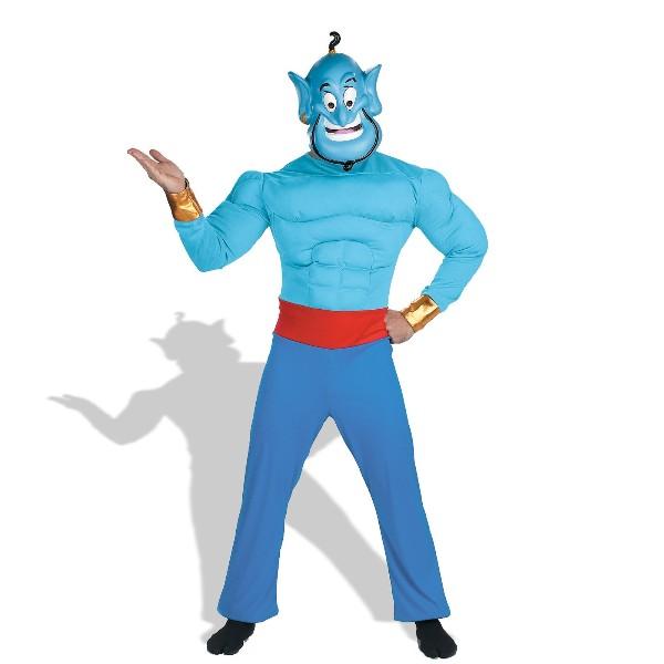 ジーニのコスプレ ディズニー映画アラジンの仮装衣装