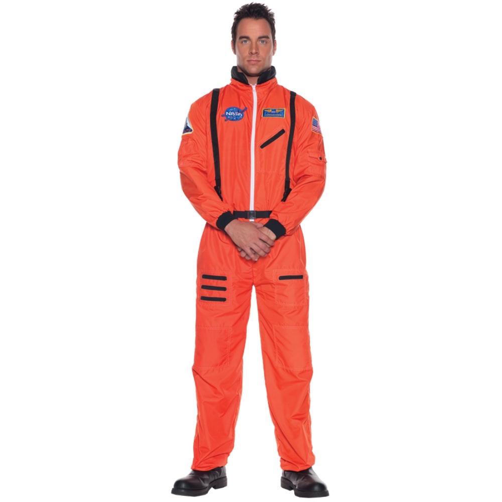 本格的な宇宙飛行士のコスチューム