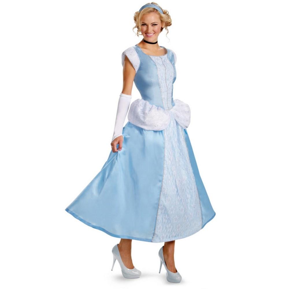シンデレラ PRESTIGE 衣装、コスチューム 大人女性用 ディズニー